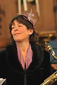 Clara-Boschma Saxofooneles